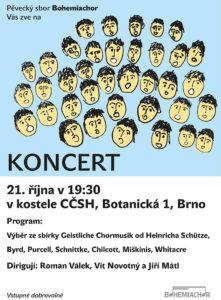 Brněnský (napůl) barokní koncert @ Brno, Botanická 1 | Jihomoravský kraj | Česko